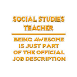 Social Studies Teacher .. Job Description