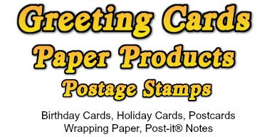 Greeting Cards and Paper Products
