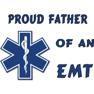 Proud EMT Dad