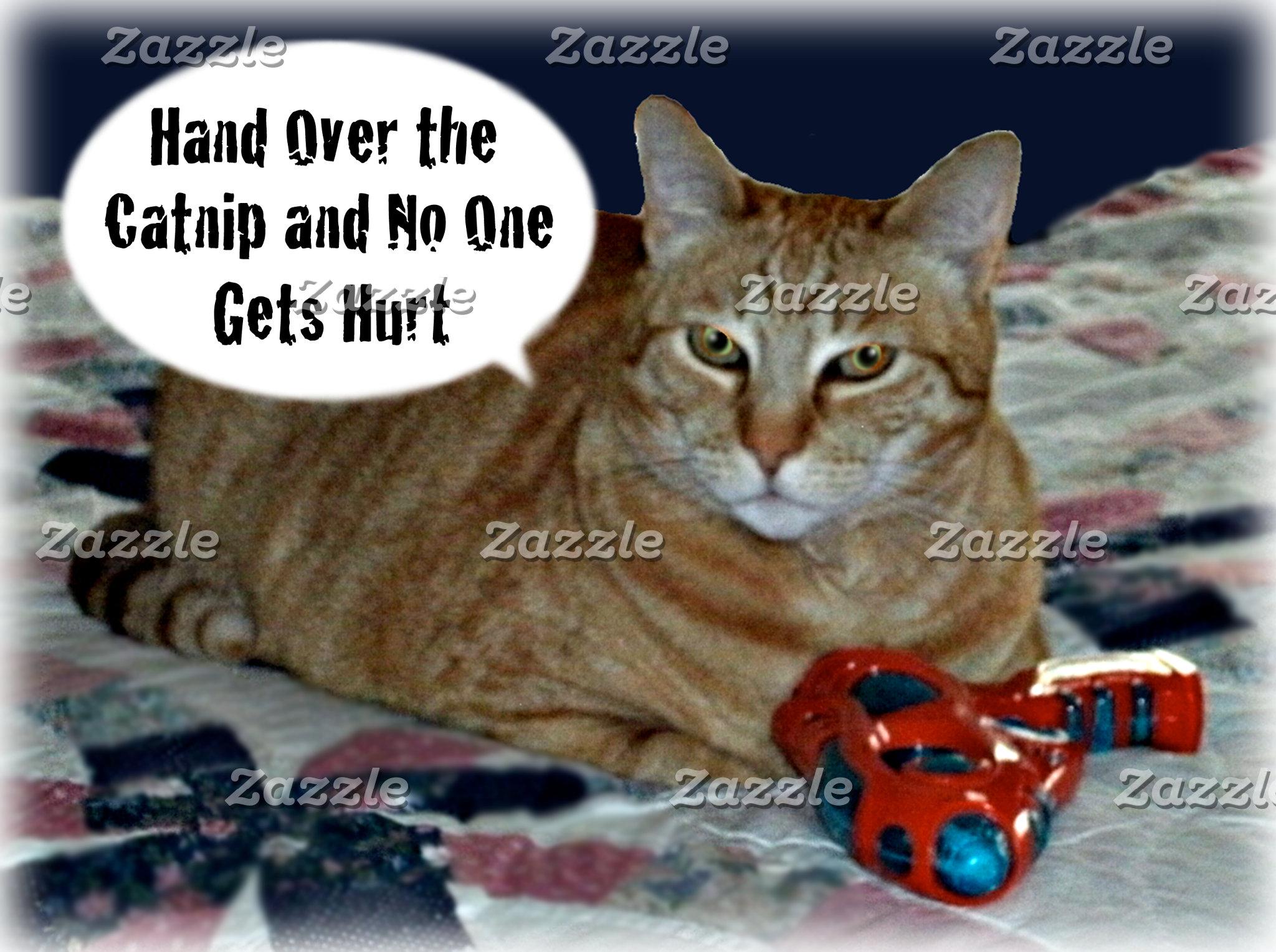 Hand Over the Catnip