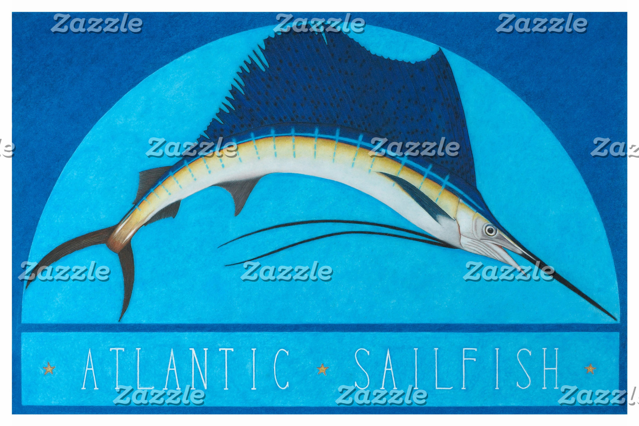 Atlantic Sailfish Original