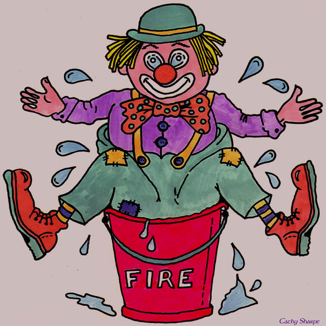 Clowns `Clowning Capers'