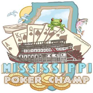 Mississippi Poker Champion