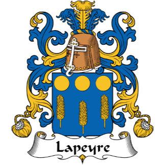Lapeyre Family Crest
