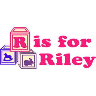 Baby Blocks Riley