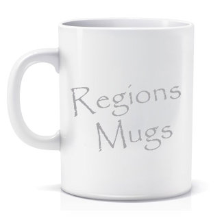 Regions Mugs