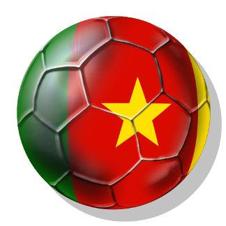 Cameroon Lions Indomptables Soccer shop