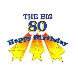 Happy Birthday 80-year-old