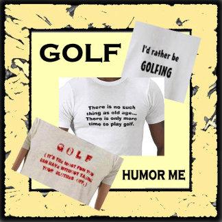 Golf Jokes & Expressions