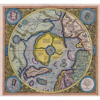 Polar / Arctic - Antarctic Maps