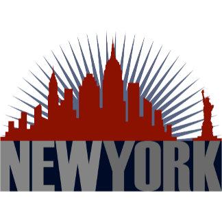 ➢ New York City Skyline