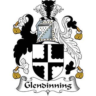 Glendinning Family Crest