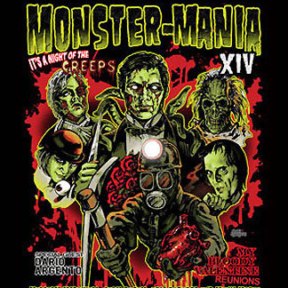 Monster Mania Offical