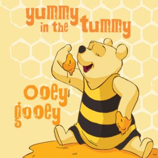Pooh - Yummy in the Tummy
