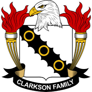 Clarkson Coat of Arms