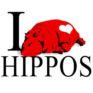 I Love Hippos