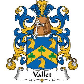Vallet Family Crest