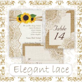 Elegant lace