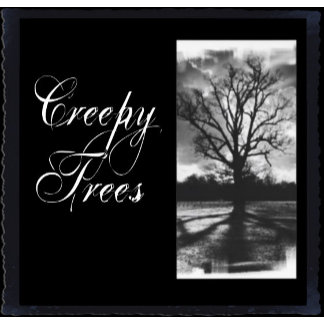 Creepy Trees & Autumn Leaves
