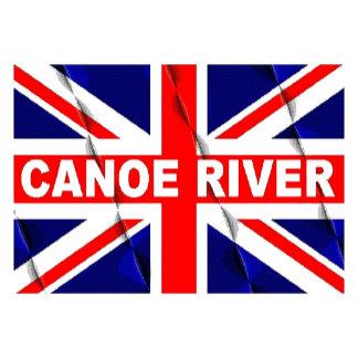 CANOE RIVER-LIFE'S AN ADVENTURE