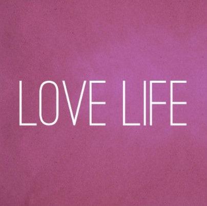 Love Life Purple