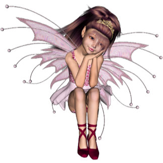 3D Pink Pixie Collection