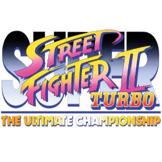 Street Fighter II Turbo UC Logo