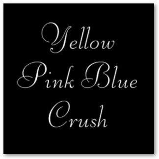Yellow Pink Blue Crush