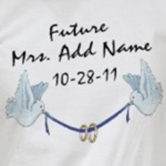 Future Mrs. Gifts - Doves