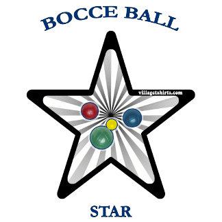 Bocce Ball Star