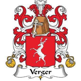 Verger Family Crest
