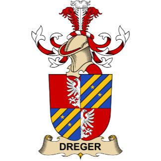 Dreger Family Crest