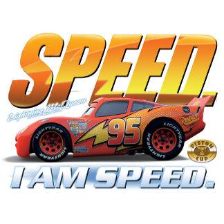 """Cars' Lightning McQueen """"I Am Speed"""""""
