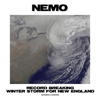 NEMO Record Breaking Winter Storm For N.E.