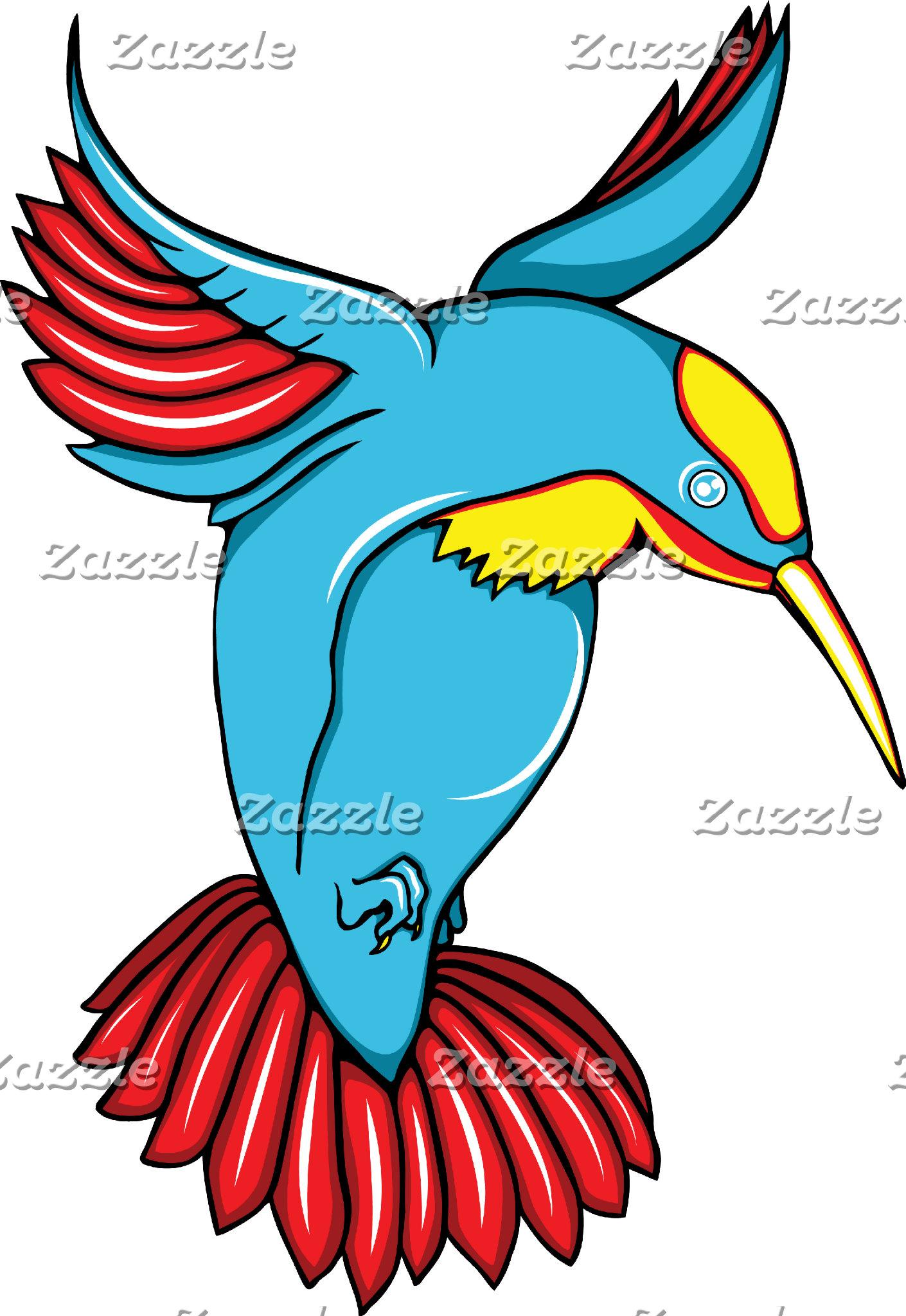 Bird / Birds Art
