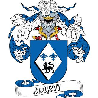 Marti Family Crest