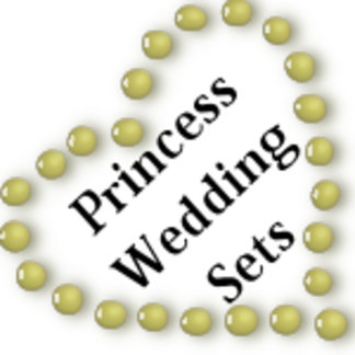 Princess Fantasy Wedding Sets
