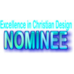 Sm Banner - NOMINEE Excellence in Christian Design