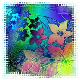 FRACTAL FLOWER DESIGN