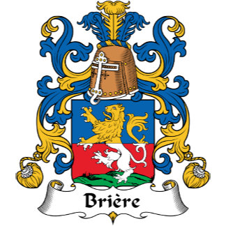 Briere Family Crest