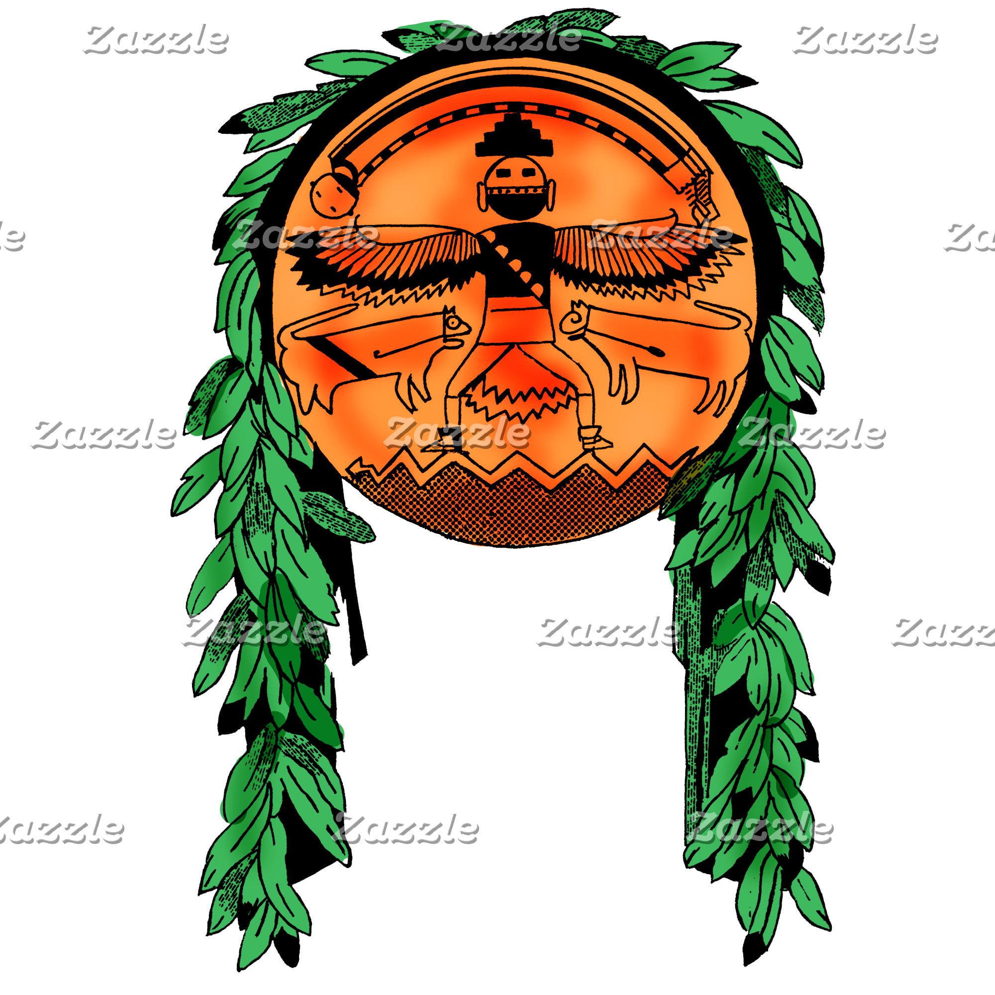 Native American Art Tshirts