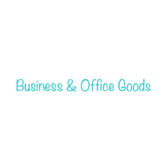 BUSINESS ~ OFFICE GOODS~STATIONARY GOODS