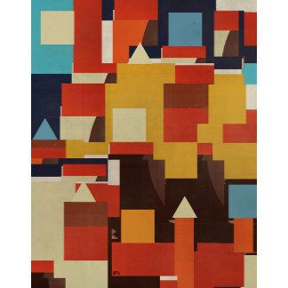 modern abstract arts
