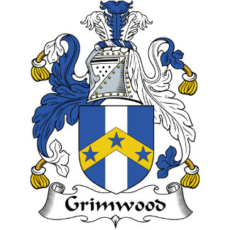 Grimwood Family Crest / Coat of Arms