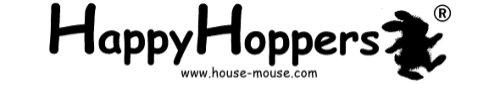 The HappyHoppers® by artist Ellen Jareckie