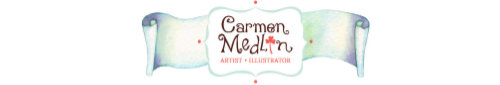 The Whimsical Art of Carmen Medlin