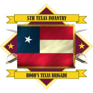 5th Texas Infantry (S & B)