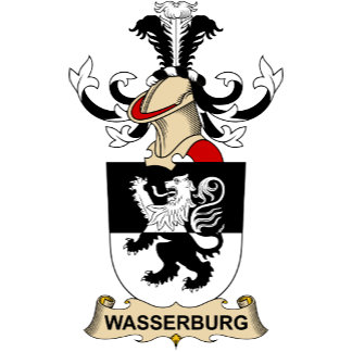 Wasserburg Family Crest