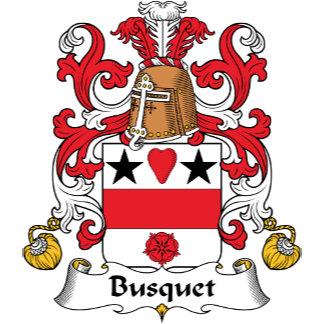 Busquet Family Crest