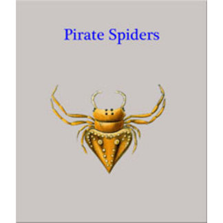 Pirate Spiders